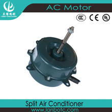 Tubular Single Phase Asynchronous Motor 0.12Kw For Air Condition