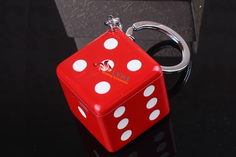 T050UB LVHE Alibaba China Market Dice Shape USB Rechargeable Lighter