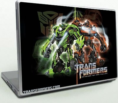 High quality Transformers Vinyl Skin 3M Sticker Cover Protector for 13.3 inch laptop sticker