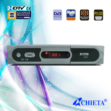 Free To Air DVB-S TV Box Digital Receiver Satellite with RS-232 Update Port