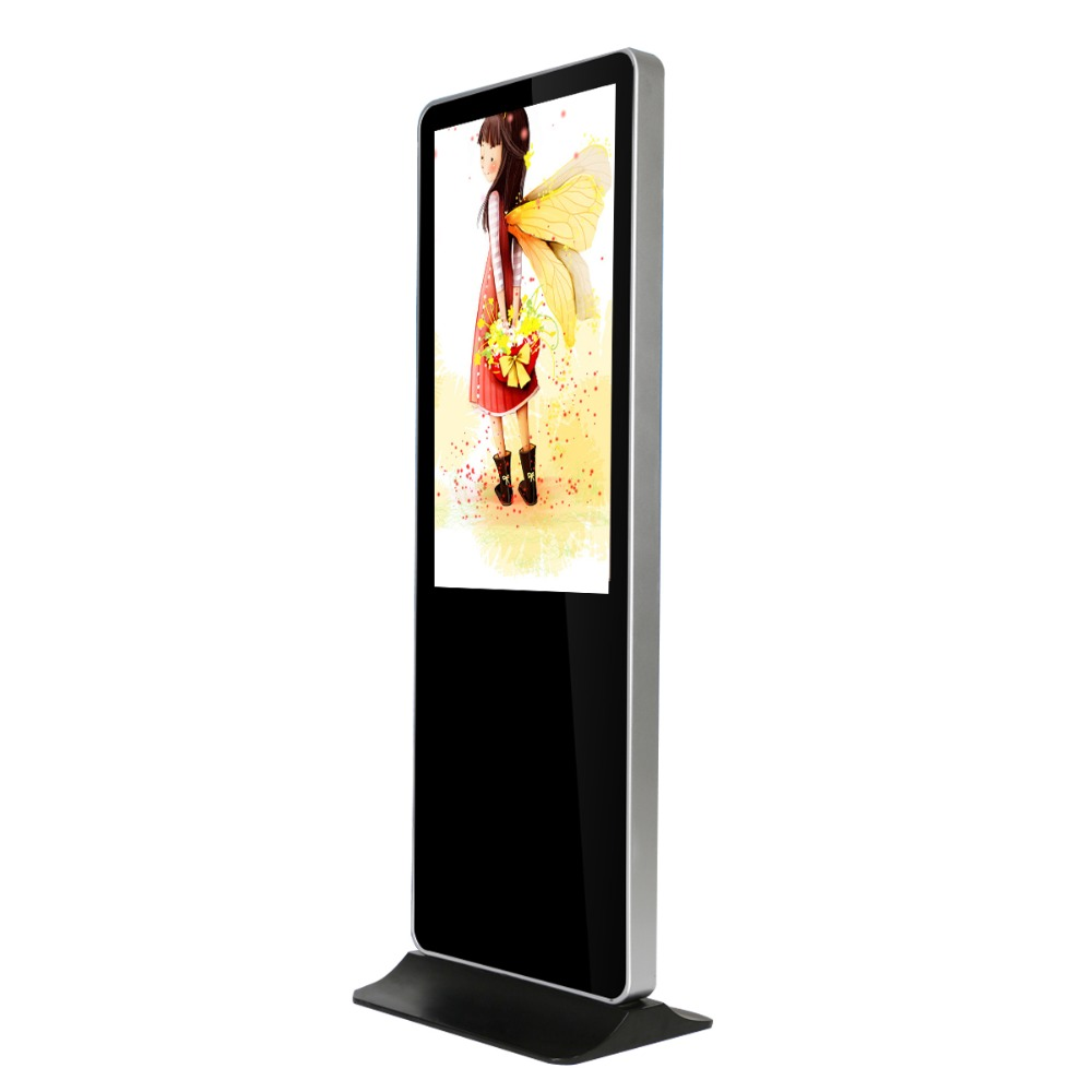 43 Inch Lcd Advertising Digital Display Touch Screen PC Player