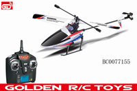 2014 newest item Wltoys V911-2 2.4G Single-blade 4-ch rc helicopter china die-cast material