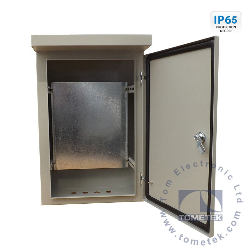 IP65 waterproof metal outdoor power ups battery cabinet