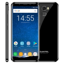 Presale OUKITEL K5000 4GB 64GB 21.0MP Front Camera 5000mAh Battery 5.7 inch 2.5D Android 7.0 MTK6750T Octa Core OTG cellphone