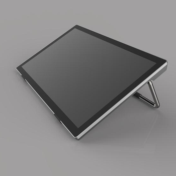 23.8 inch 1920x1080 EMR digitizer LCD graphic tablet monitor with capacitive touch and pen