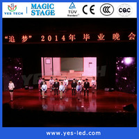 full color indoor led video tv concert screen led display