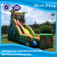 Hot Sale Durable Adult Size inflatable water park, Large Giant Inflatable Water Slide for Adults for Sale