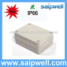 2013 saip/saipwell high quality ABS Waterproof Junction Box,types of electrical junction boxes IP66