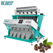 Roasted Coffee Beans Color Sorter /Color Sorter Ejector /Green Coffeee Beans Color Sorter Machine