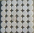 white and gray marble stone mosaic tiles
