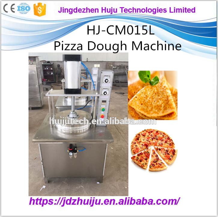 Small Scale Pizza Press Making Electric Automatic Frozen Tortilla Maker Machine
