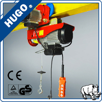 PA Mini Electric Hoist Trolley Overhead Cranes