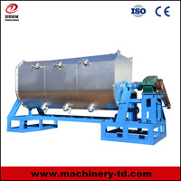 Automatic and Energy Saving Tiltting Lacquer Mixer with High Efficiency