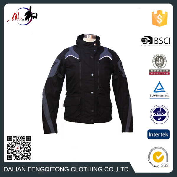 Top Quality Windproof Plus Size Mens motorbike codura jacket