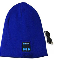 Wholesale bluetooth hat with headphone beanie hat bluetooth with headphone cheap price