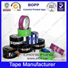 Carton Sealing Tape custom logo printed tape Bopp custom tape
