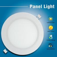 Slim 2.5 ~ 8 inch Round Ceiling LED Panel Lights