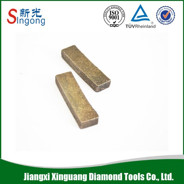 400mm 600mm 800mm Core Steel Blade Weld Marble Sandstone Diamond Segment for Granite Stone Cutting Machine Blade
