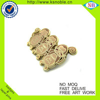 Wholesale cute monkey custom lapel pins