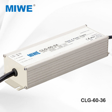Fast delivery constant voltage led driver switch power supply 60W 36V 1.7A CLG-60-36