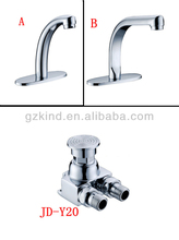 Guangzhou special hospital washbasin foot faucet JD-Y20