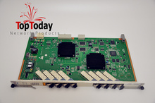 Original HUAWEI GPBD 8 ports GPON OLT Interface Board for MA5608T MA5680T MA5683T MA5600T