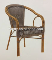 French bistro rattan chair/ rattan bistro chair