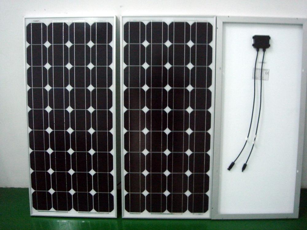 Yaochuang 100 watt pv solar panel 12v  with CE TUV INMETRO