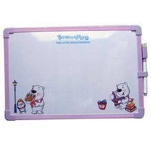 customised fridge magnetic white board with marker