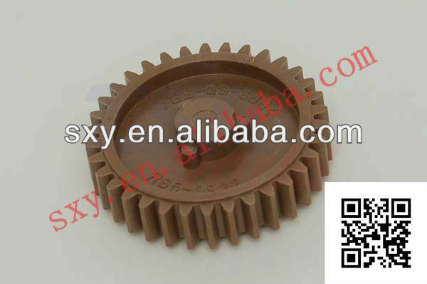 100% top quality copier lower roller gear 34T for Canon PC800/900/950 part no.RS5-0922-000