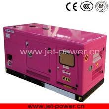 15kva 12kw super silent diesel engine generator sale to dubai general trading company