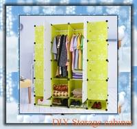Home Storage Boxes Shoe Toys Organizer Unit Closet Wardrobe Shelves Plastic
