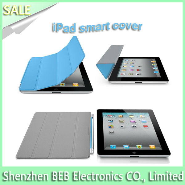 US's well sell smart cover case for ipad has low price