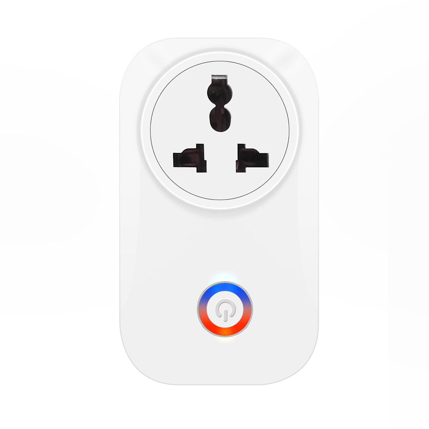 2018 15A Indian Type Smart home alexa google home compatible intelligent socket outlet wireless wifi smart <strong>plug</strong>