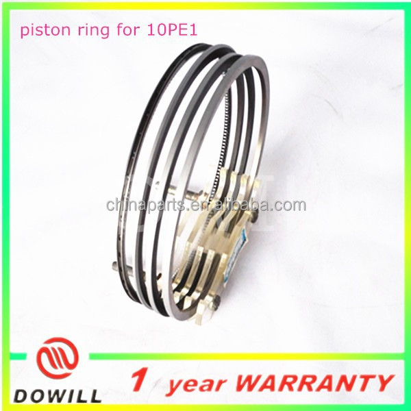 fit for 10PE1 piston ring with GN surface treatment