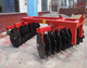 Tractor heavy offset disk plough for sale