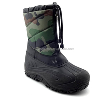 New Style Camouflage Beach Sandals Mens Winter Boots Mens Leather Boots