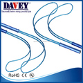 High quality aluminium swimming pool life saving hook pool side accessory life safety double sided hooks