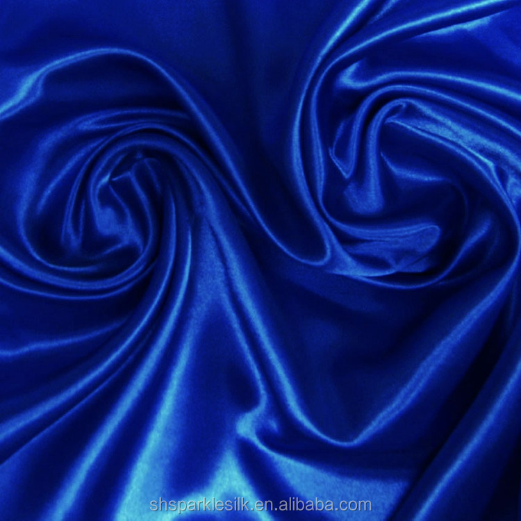 China Factory High Quality Cheap Price Pure Silk Fabrics