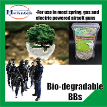 Airsoft Bio BBs High Quality Bio-Degradable Precision BB Pellet Airsoft Pellet BBs