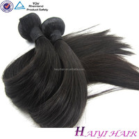 20 Years Brazilian Hair Factory Wholesale Price Large Stock Straight 6 inch Hair Weaving