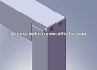 Aluminum Framing Materials for PV Solar Panel/Module