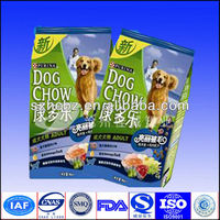custom printed food carrier bags for dog