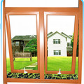 Aluminum bottom hung window with standard procedure and good awning window hinge