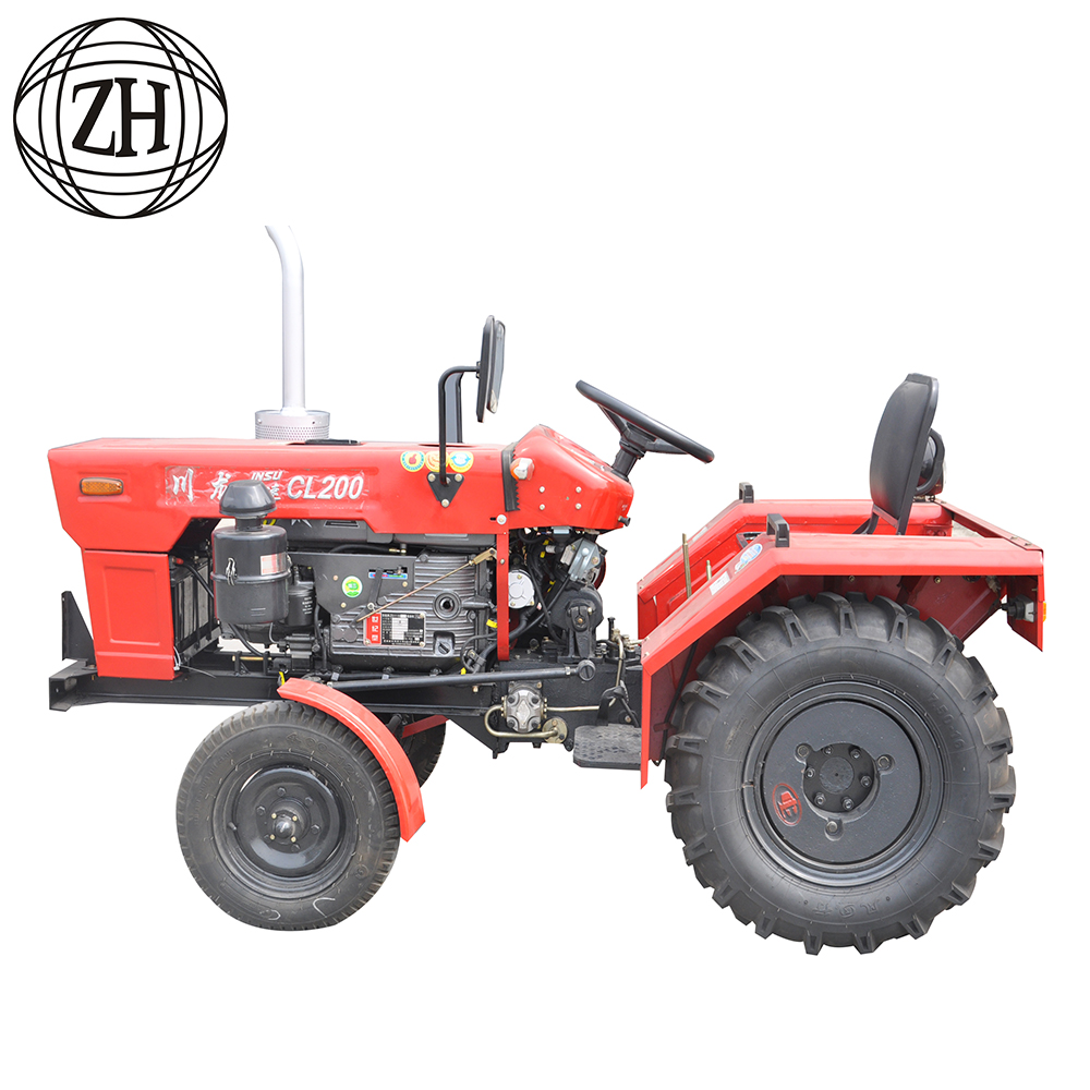 20HP 4wd Mini Tractor for garden