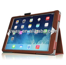 Folding Slim PU Leather Stand Case Cover For Apple iPad Air 5 5th Gen