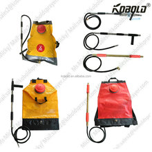 Kobold backpack portable fire fighting fine spray water sprayer
