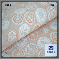 high quanlity light fabric small flower printed swiss cotton voile fabric for scraf Fabric Factory In Huzhou