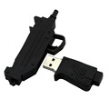 Cool EDC Sub-machine gun model pen drive usb for advertising gadgets
