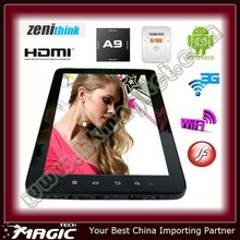 10.2 inch zenithink c91 tablet pc